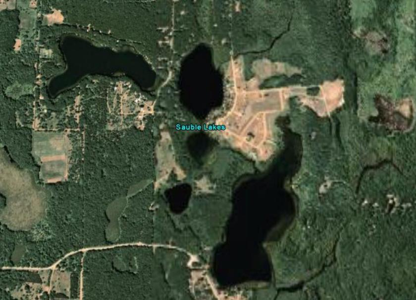 Sauble Lakes