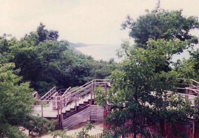 LAKE MICHIGAN TOWER