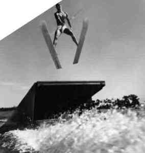 Ski Ramp Jump