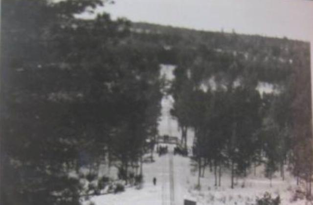 Old Ward Hills