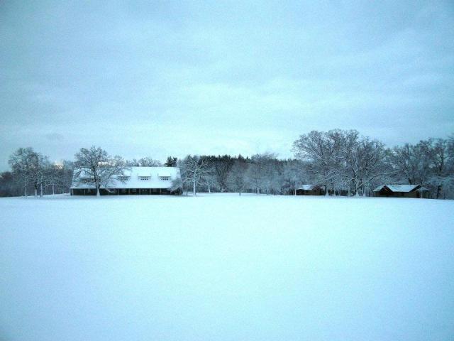 Winter at ULBC
